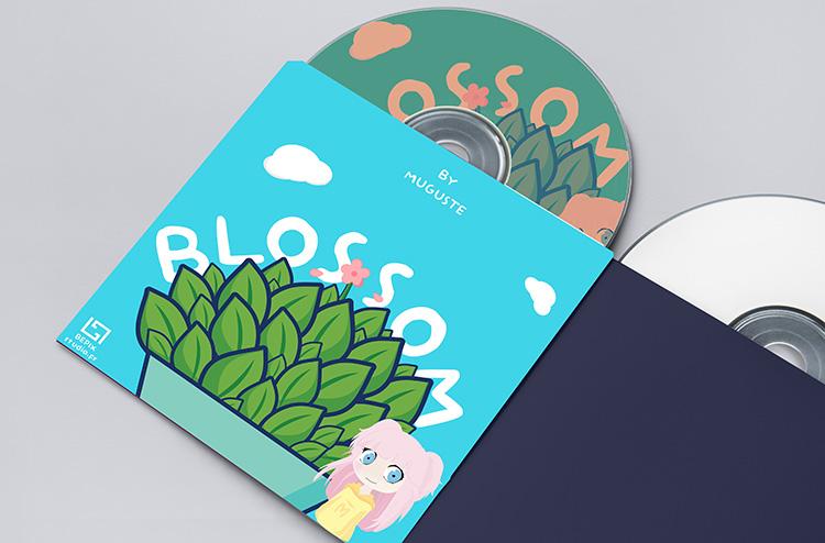 pochette de cd
