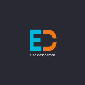 logo Electricité Deschamps