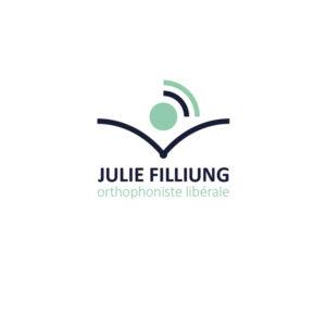 logo julie orthophoniste