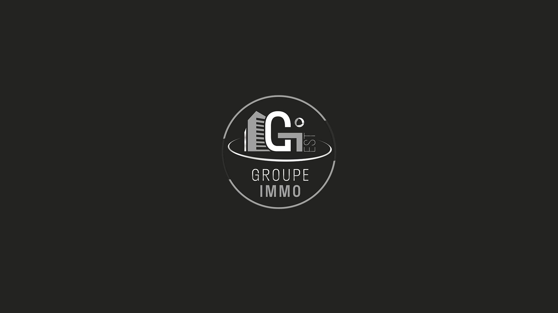 logo groupe immo est