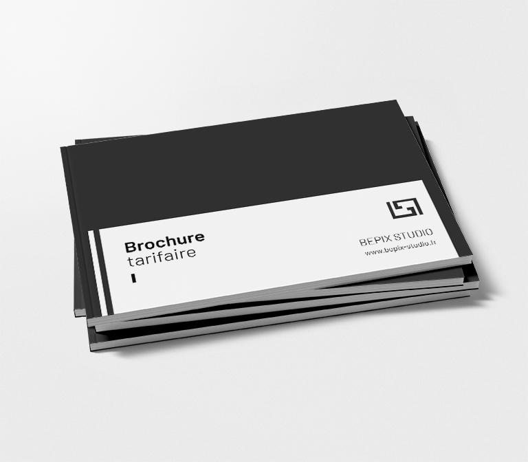 brochure tarif